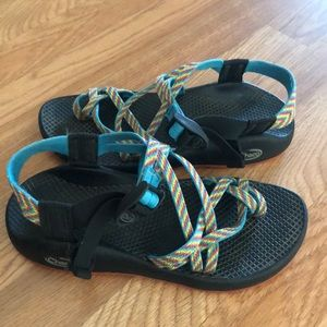 Chaco Summer Sandals Women Size 7 GREAT Condition!